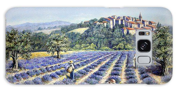 Provencal Harvest Galaxy Case