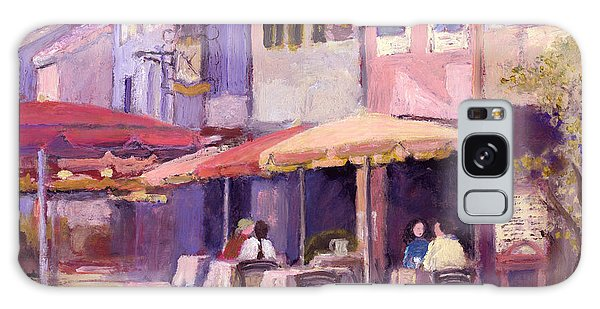 Provence Cafe Galaxy Case