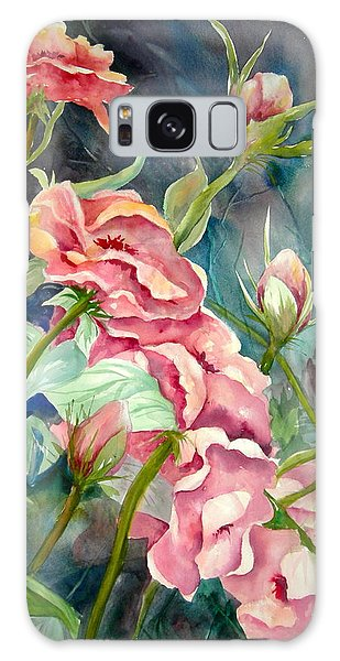 Provence Roses Galaxy Case