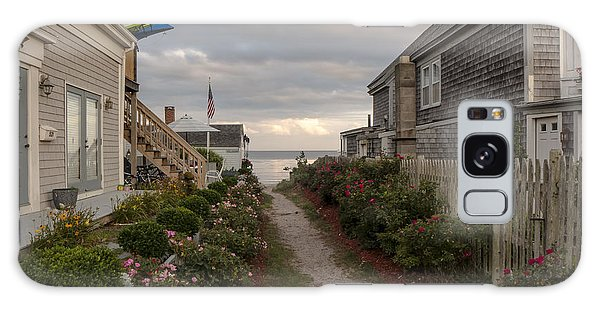 Provincetown Alley Galaxy Case