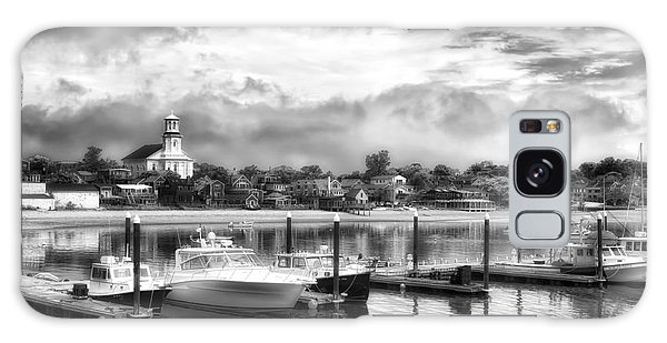 Provincetown Harbour View II Galaxy Case by Jack Torcello