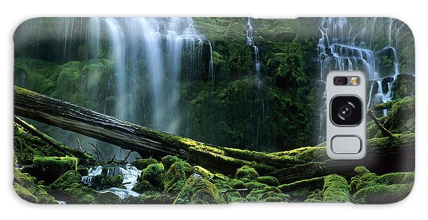 Proxy Falls Galaxy Case by Bob Christopher