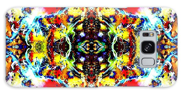 Psychedelic Abstraction Galaxy Case