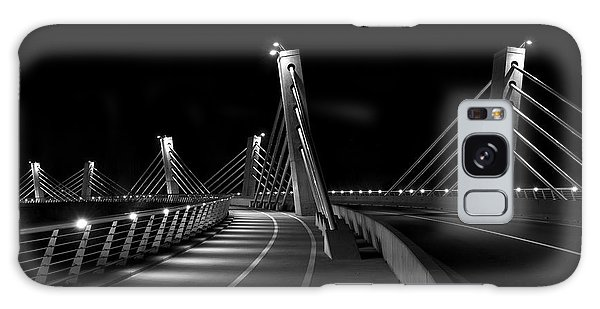 Ptuj Bridge Bw Galaxy Case