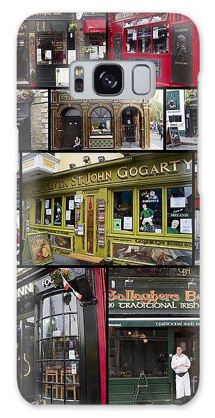 Pubs Of Dublin Galaxy Case