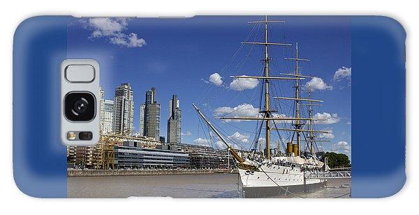 Puerto Madero Buenos Aires Galaxy Case