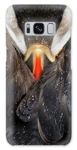 Puffin Galaxy S8 Case - Puffin Studio by Mario Su?rez