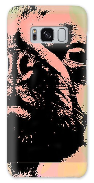 Pug Pop Art Galaxy Case