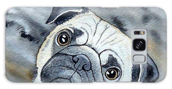 Pug Galaxy Case