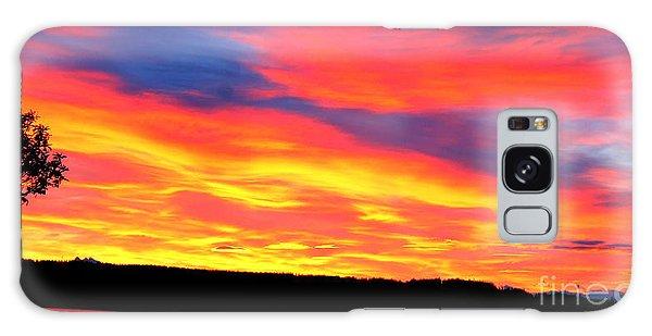 Puget Sound Colors Galaxy Case