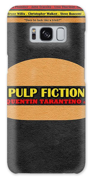 Movie Galaxy Case - Pulp Fiction by Inspirowl Design