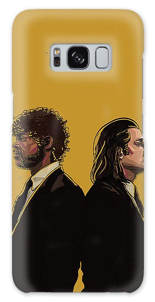 Contemporary Galaxy Case - Pulp Fiction by Jeremy Scott