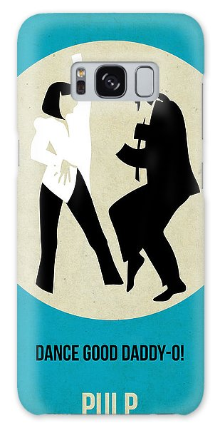 Pulp Fiction Poster 2 Galaxy Case