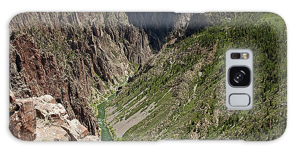 Pulpit Rock Overlook Black Canyon Of The Gunnison Galaxy Case