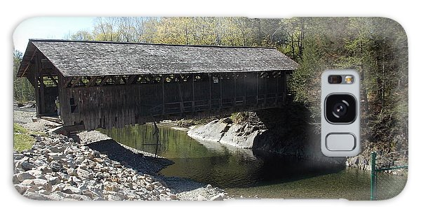 Pumping Station Covered Bridge Galaxy Case