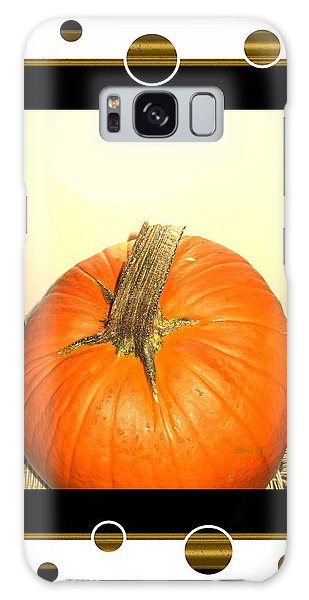 Pumpkin Card Galaxy Case