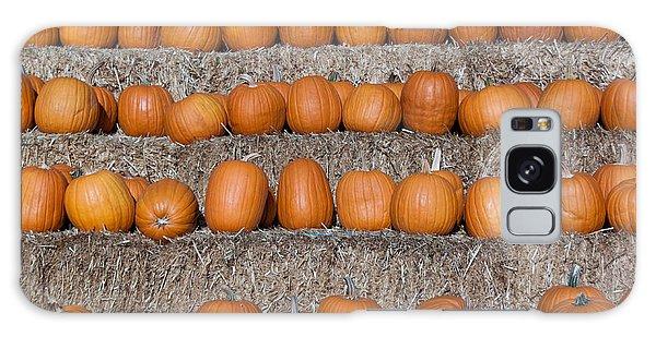 Pumpkin Galaxy Case