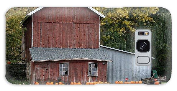 Pumpkins Galaxy Case