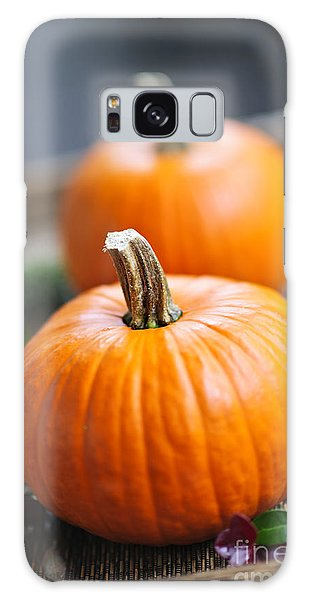 Autumn Galaxy Case - Pumpkins by Elena Elisseeva