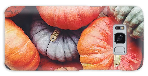 Autumn Galaxy Case - Pumpkins Galore by Kim Fearheiley