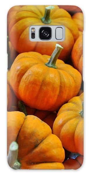 Pumpkins Galaxy Case