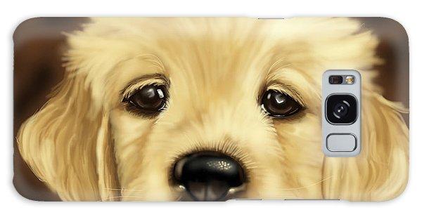 Puppy Galaxy Case
