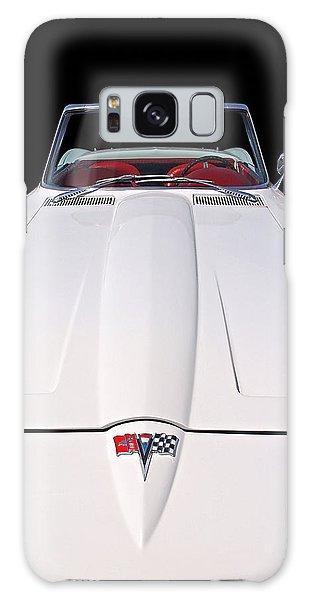 Pure Enjoyment - 1964 Corvette Stingray Galaxy Case by Gill Billington