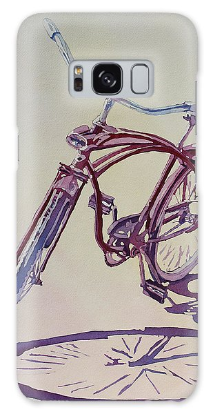 Bicycle Galaxy Case - Pure Nostalgia  by Jenny Armitage