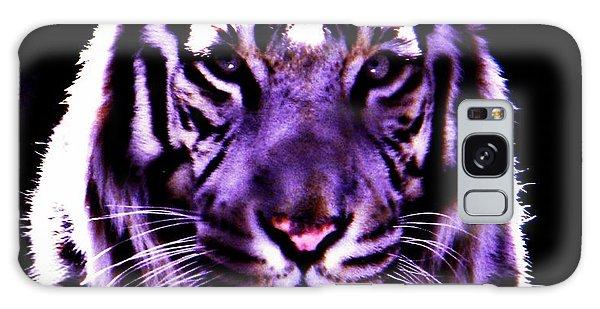 Purle Tiger Galaxy Case