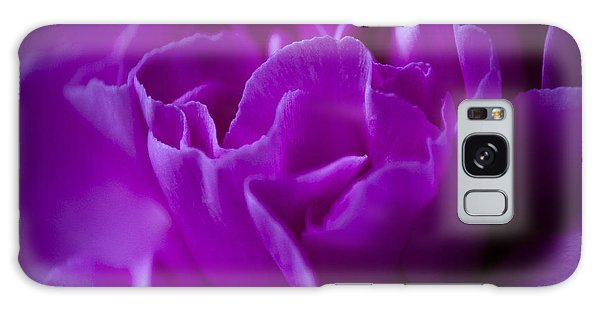 Purple Beauty Galaxy Case by Ron Roberts