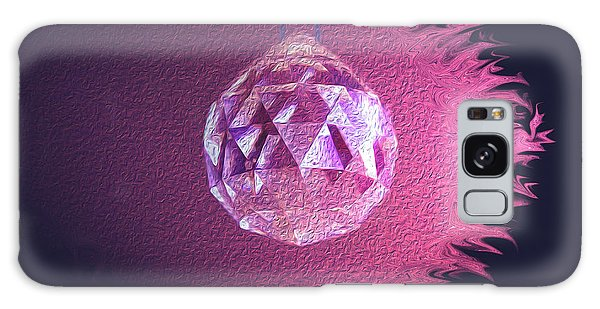 Purple Blaze Galaxy Case