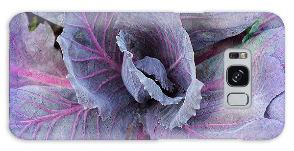 Purple Cabbage - Vegetable - Garden Galaxy Case