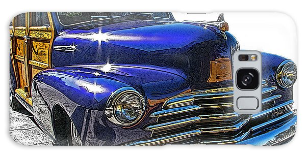 Purple Chevrolet Woody Galaxy Case