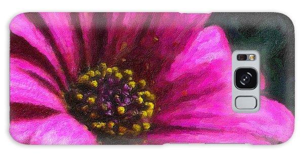 Purple Galaxy Case by Chuck Mountain