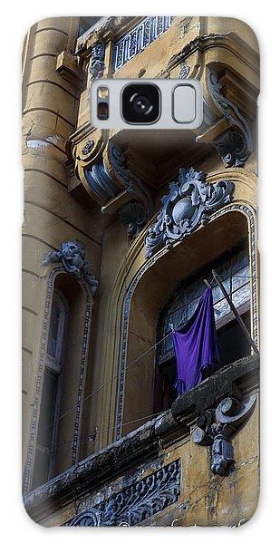 Purple Days Galaxy Case