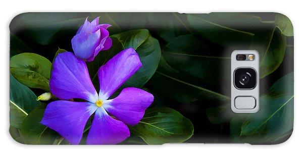 Purple Galaxy Case by Don Durfee