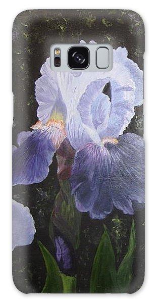 Purple Elegance Galaxy Case