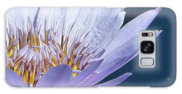 Purple Glory II Galaxy Case by Marguerita Tan