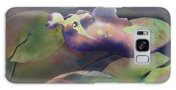 Purple Linings II Galaxy Case