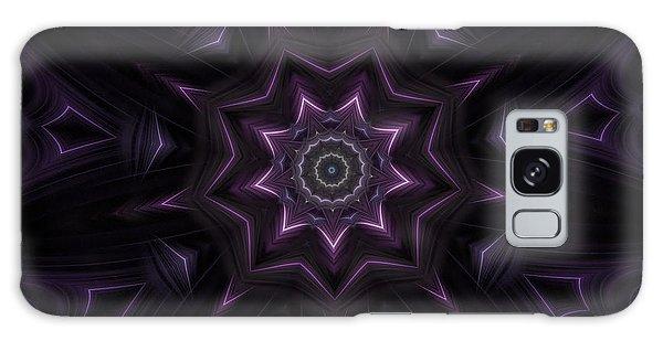 Purple Majestry Kaleidoscope Galaxy Case