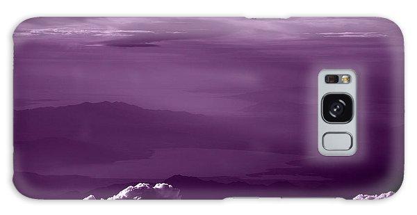 Purple Mountain Majesties Galaxy Case