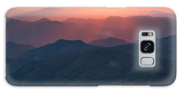 Purple Mountains Majesty Galaxy Case by Doug McPherson