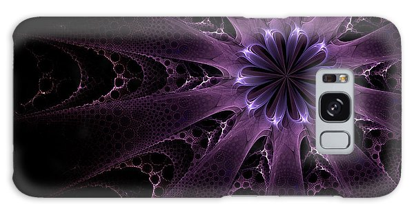 Purple Passion Galaxy Case