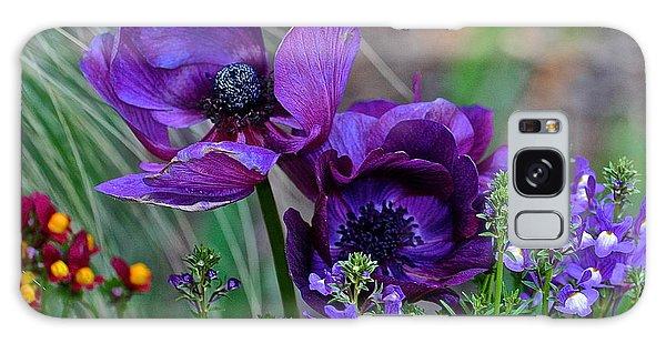 Purple Perfection Galaxy Case