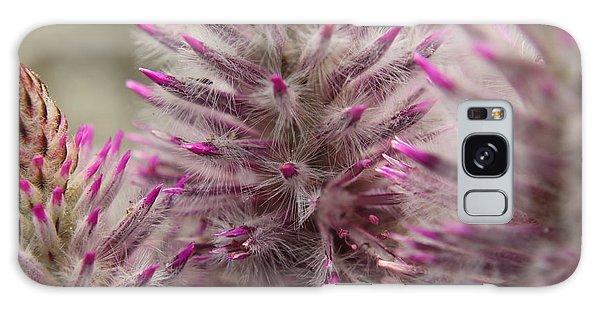 Purple Spike Galaxy Case