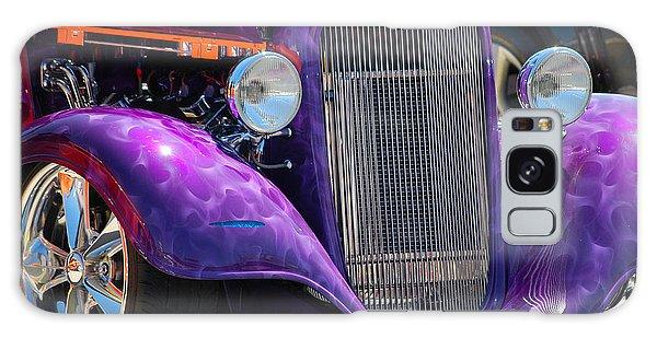Purple Street Rod Galaxy Case