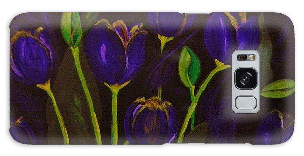 Purpleluscious Galaxy Case