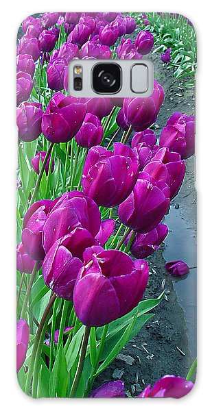 Purplepassion Galaxy Case by John Bushnell