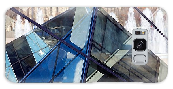 Pyramid Skylights Galaxy Case
