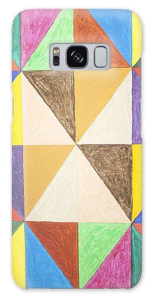 Pyramids 2 Galaxy Case by Stormm Bradshaw
